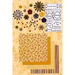 Imaginisce - Out On A Whim Collection - Collection Kit, CLEARANCE