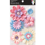 Imaginisce - All Kinds of Happy Collection - Party Petals- Birthday
