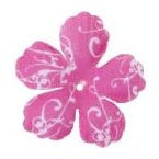 Imaginisce - Gotta Buy Basics Collection - Flourish Flowers - Pink Flourish, CLEARANCE