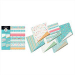 Imaginisce - Splash Dance Collection - 12 x 12 Glossy Paper Pack, CLEARANCE