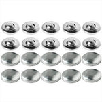 Imaginsice - Button Daddies - Button Blanks - Small - 16 mm
