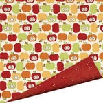 Imaginisce - Apple Cider Collection - 12 x 12 Double Sided Paper with Glossy Accents - Autumn Splendor