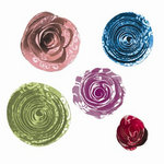 Imaginisce - Gotta Buy Basics Collection - Roly Rosies - Brights
