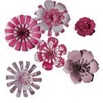Imaginisce - Gotta Buy Basics Collection - Pop-up Posies - Pinks