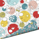 Imaginisce - Sole Sisters Collection - 12 x 12 Double Sided Paper with Glossy Accents - I Pick You
