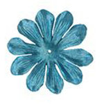 Imaginisce - Bazzill Collection - Flowers - Bling Blossoms - Large - Glitz