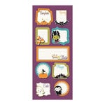 Imaginisce - Monster Mash Collection - Halloween - Sticker Stacker - 3 Dimensional Stickers with Glossy Accents - Magic Words