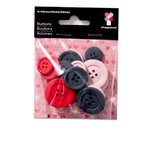 Imaginisce - Love You More Collection - Buttons - Push My Button