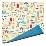 Imaginisce - Good Dog Collection - 12 x 12 Double Sided Paper - Dawg Days