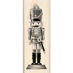 Inkadinkado - Holiday Collection - Wood Mounted Stamps - Nutcracker, CLEARANCE