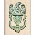 Inkadinkado - Photo Realistic Collection - Wood Mounted Stamps - Door Knocker