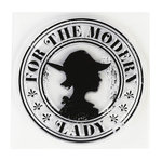 Inkadinkado - Clear Acrylic Stamps - Mini Modern Lady