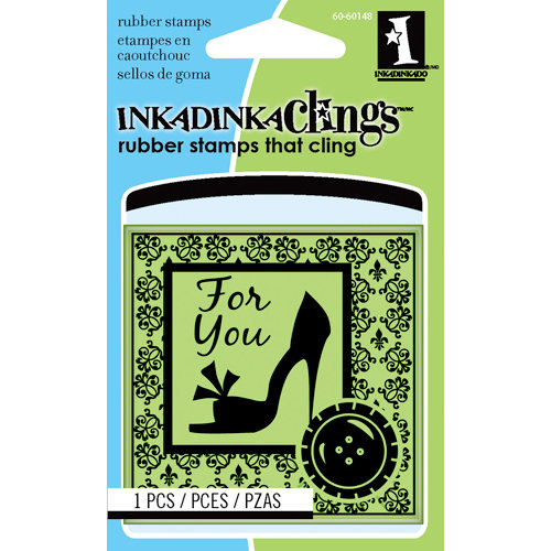 Inkadinkado - Inkadinkaclings - Rubber Stamps - For You Mini