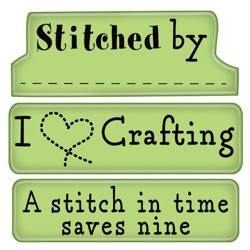 Inkadinkado - Spring Collection - Inkadinkaclings - Rubber Stamps - Crafting Expressions