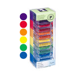 Inkadinkado - Stackables - Pigment Inkpad Set - Primary
