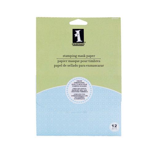 Inkadinkado - Stamping Mask Paper