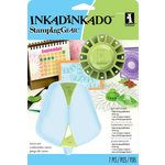 Inkadinkado - Stamping Gear Collection - Rubber Stamps and Tools - Intro Kit