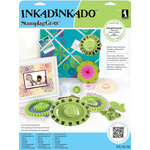 Inkadinkado - Stamping Gear Collection - Rubber Stamps and Tools - Deluxe Kit