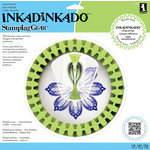 Inkadinkado - Stamping Gear Collection - Stamping Tool - Circle Wheel