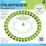 Inkadinkado - Stamping Gear Collection - Stamping Tool - Oval Wheel