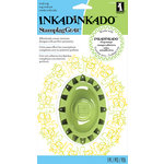 Inkadinkado - Stamping Gear Collection - Stamping Tool - Oval Cog