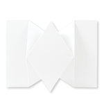 Jinger Adams - Cards and Envelopes - 6 Pack - Pop-Out Diamond