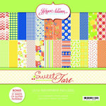 Jinger Adams - Sweet Tart Collection - 12 x 12 Paper Pad