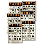 Jenni Bowlin Studio - Bingo Card Set - Halloween