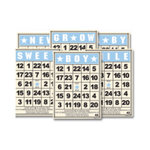 Jenni Bowlin Studio - Mini Bingo Cards - Baby Boy, CLEARANCE