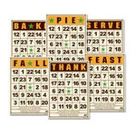 Jenni Bowlin Studio - Mini Bingo Cards - Fall
