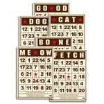 Jenni Bowlin Studio - Mini Bingo Cards - Pet