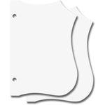 Jenni Bowlin Studio - Chipboard Shapes - Die Cut Book Set - Large