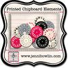 Jenni Bowlin Studio - Printed Chipboard Shapes - Watch Faces