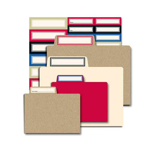 Jenni Bowlin Studio - Mini File Folders