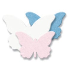 Jenni Bowlin Studio - Baby of Mine Collection - Felt Butterflies, CLEARANCE