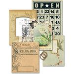 Jenni Bowlin Studio - Hodge Podge Book - Open