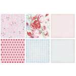 Jenni Bowlin Studio - Baby of Mine Collection - Mini 4 x 4 Paper Set