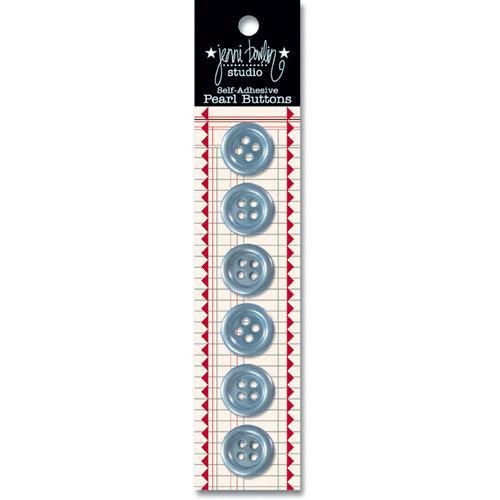 Jenni Bowlin Studio - Pearl Buttons - Blue