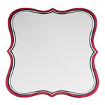 Jenni Bowlin Studio - 12 x 12 Die Cut Paper - Red Label