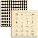 Jenni Bowlin Studio - Haven Collection - 12 x 12 Double Sided Paper - Common Objects