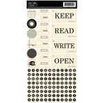 Jenni Bowlin Studio - Cardstock Stickers - Hodge Podge - Memo