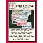 Jenni Bowlin Studio - True Vintage Embellishments - Labels