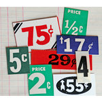 Jenni Bowlin Studio - True Vintage Collection - Price Signs