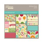 Jillibean Soup - Birthday Bisque Collection - 6 x 6 Paper Pad