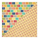 Jillibean Soup - Sightseeing Stew Collection - 12 x 12 Double Sided Paper - Sauteed Sights