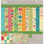 Jillibean Soup - Spicy Social Soup Collection - 12 x 12 Collection Pack