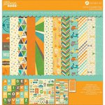 Jillibean Soup - Cool As A Cucumber Soup Collection - 12 x 12 Collection Pack
