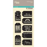 Jillibean Soup - Holly Berry Borscht Collection - Christmas - Clear Acrylic Stamps