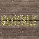 Jillibean Soup - DIY String Art - Gobble