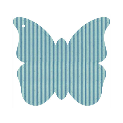 Jillibean Soup - Corrugated Album - Blue Butterfly